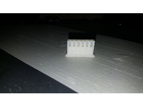 JST VH Connector 6 Pin Anet A8 Heatedbed