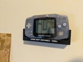 Game Boy Advance Wall Mount