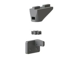 Adjustable Z-Endstop - Anet A2 & Tevo Tarantula