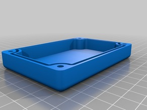 "Replacement Lid for 100x68x50mm (3.9""x 2.7""x 2"") Waterproof (IP65) Project Box"