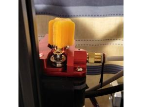 Creality Ender 3 / CR10 extruder feed knob!