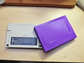 SEGA saturn cartridge case