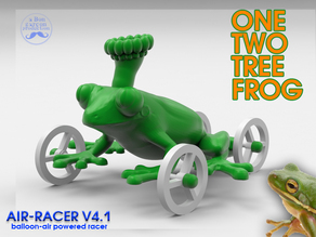 ONE... TWO... TreeFROG -Version 4.1-  [REMIXED]