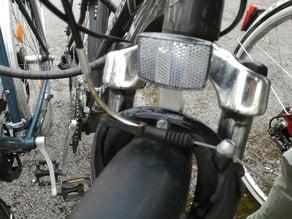 Front Reflector for Bike Holder