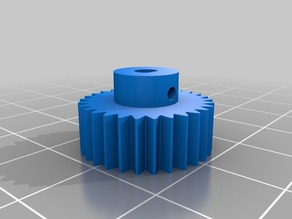 Traxxas Slash Pinion and Spur Gears (46p) with 3d Files