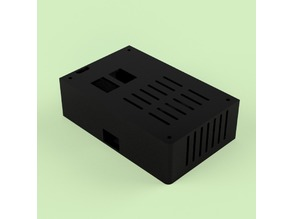 Ender 3 Extra Powerbox with 2x2xLM2596S