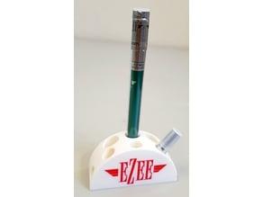 Stand for e-cigarette dual color / Ständer für E-Zigarette 2-farbig