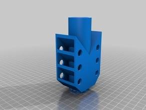 Caliburn - SCAR barrel alternative muzzle breaks