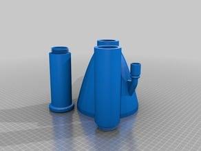 percu-BONG 0.2/waterpipe