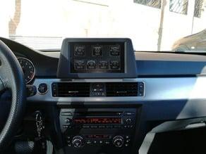 Nexus dashboard for BMW vehicles