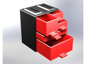 Stackable Storage Drawers