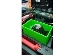 Parkside PAMFW 20-Li A1 tool box