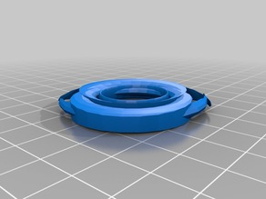 Eclipse Ring From TinkerCAD