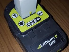 Ryobi One+ Battery Contact Protector