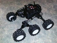 mars rover thingiverse - photo #27