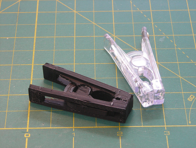 3D Printed Clip