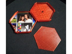 Hex picture frame remix