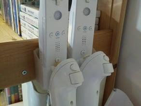 Wiimote holder x2