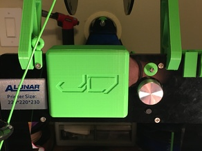 Anet A6 LCD Screen Cover for Overnight Printing