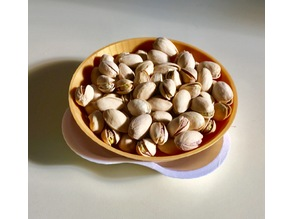 bowl with shell/ wrapper disposal