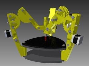ConceptForge GUS Simpson - true RepRap 3d - printer