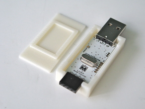 Enclosure for LinkM USB adapter