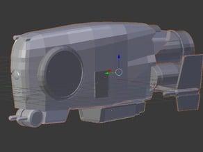 Ycaqt Droid Ship