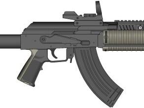 AKU-12 Carbine