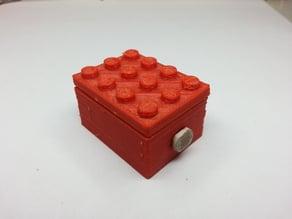 Light Sensor (LDR) compatible with Lego