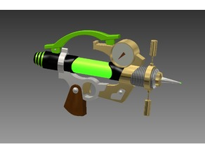 Splatoon Weapon: Splash-O-Matic