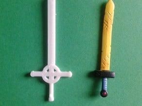 Demon Sword - Finn