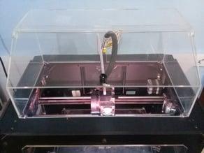 Makerbot Replicator 2 enclosure kit