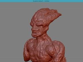 Woodman Sculpt