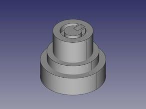 Sennheiser G3 compatible on/off knob