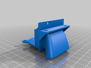 Blower Duct for Raise3D printers