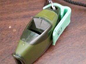 Whistle Pocket Clip for Fox40 Sharx