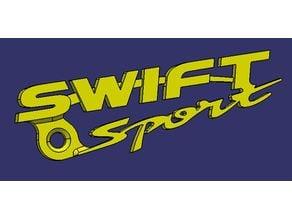 keychain Suzuki Swift Sport
