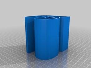 Phoneti-Cups (Alphabet Desktop Pen Holders)