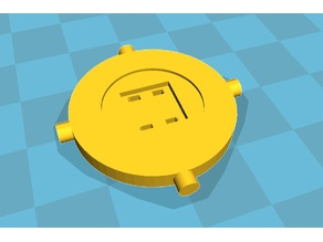 Arcade Button - 6mm Tactile Pushbutton Switch Remix