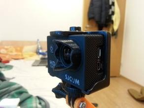 SJ4000 lens hood