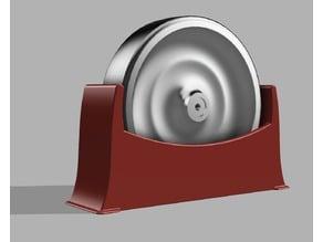 Caster Skirt for Welding Wheel