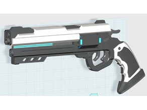 RWBY - General Ironwoods Revolver
