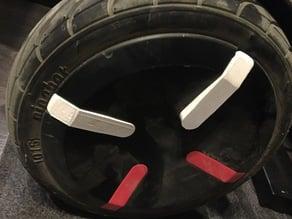 Ninebot mini Pro Wheel Blades