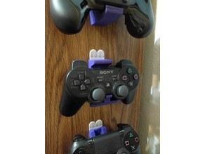 PS3 Controller Wall Mount