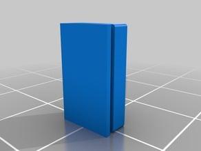 3D Printer Storage Attachment