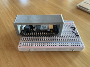 Particle Mesh Breadboard Puller
