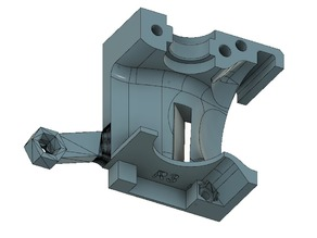 Old blower style r3 extruder for Origenal Prusa MK3
