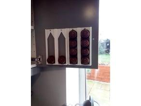 new Nespresso pods storage