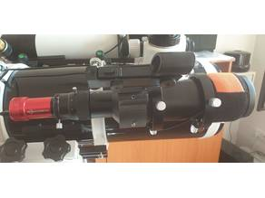 Holder for Red Dot Finder on 60mm Guide Scope