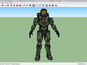 halo 4 armor project